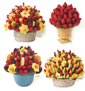 Dicas de como decorar Frutas