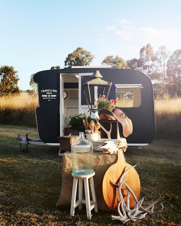 Tienda Vintage Decoracion Madrid ~ ALEXANDER WATERWORTH INTERIORS INTERIORS INSPIRATION CARAVAN