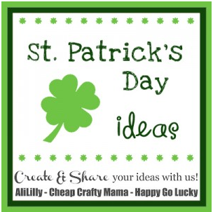St. Patrick's Day crafts, ideas, recipes