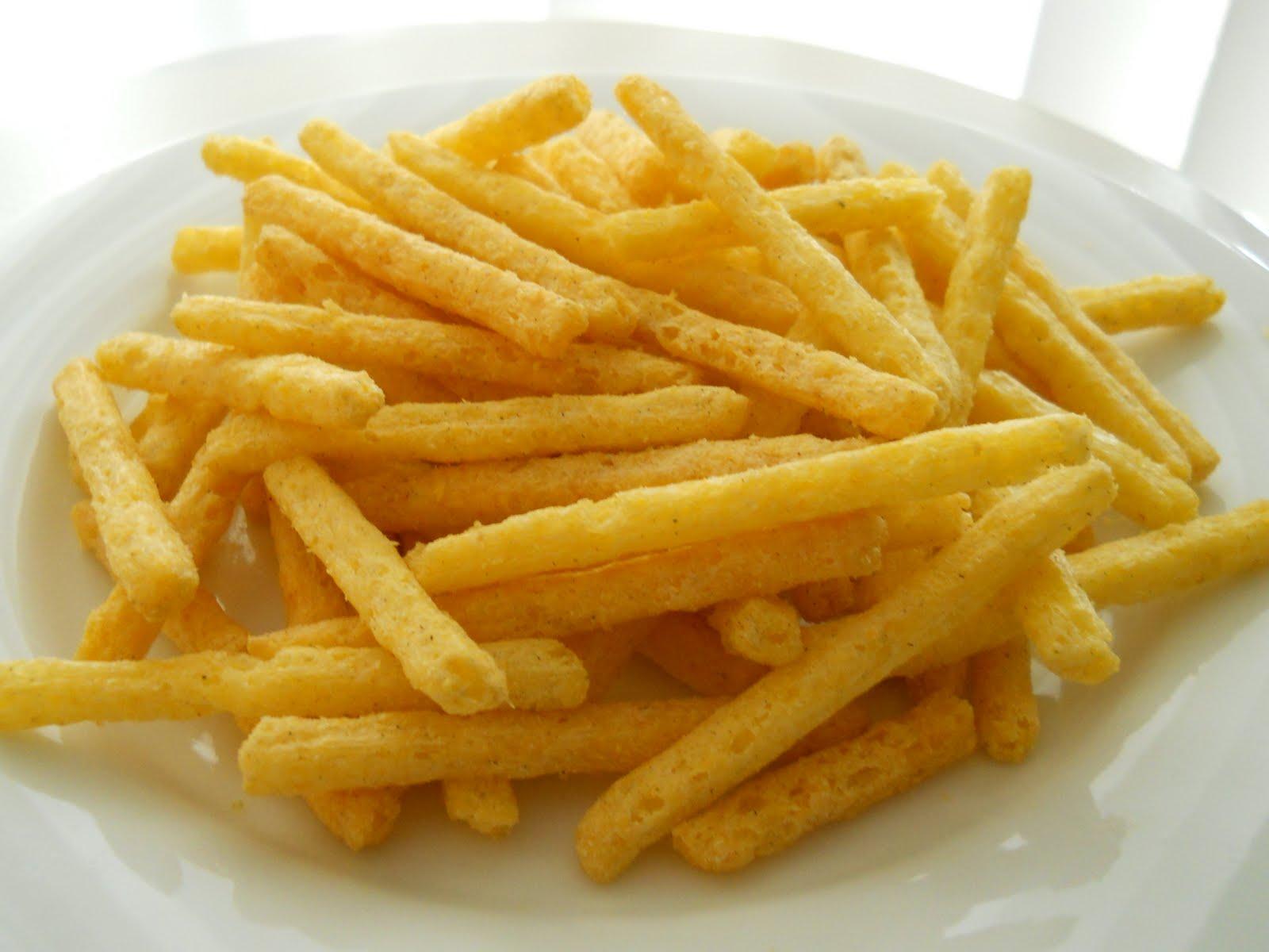 CaféConnie: Snikiddy Baked Fries