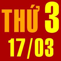 Tử vi 17/3/2015 Thứ Ba - 12 Cung Hoàng Đạo hôm nay