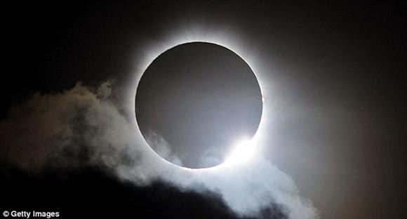 Inilah Jadwal Gerhana Matahari yang Bisa Disaksikan di Indonesia