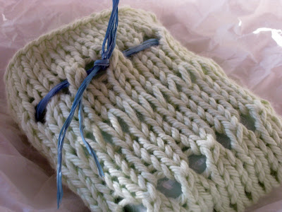 Ravelry: Moxie Soap Saver (Knit) pattern by Kalurah
