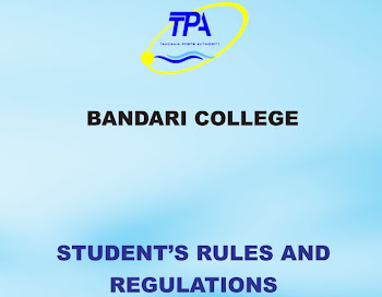 PROSPECTUS FOR BANDARI COLLEGE 2012/2013