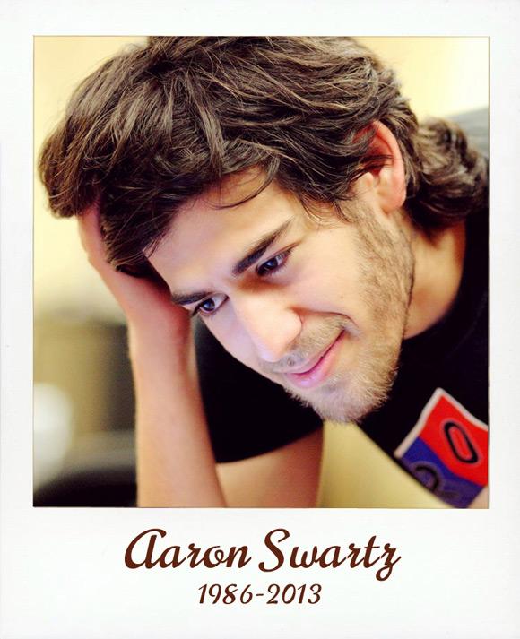 Aaron Swartz, Aaron Swartz quote, Aaron Swartz suicide, pablolarah,Pablo Lara H Blog