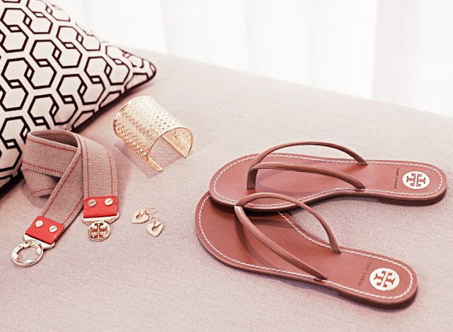 The Look of Summer - Tory Burch S/S 2012