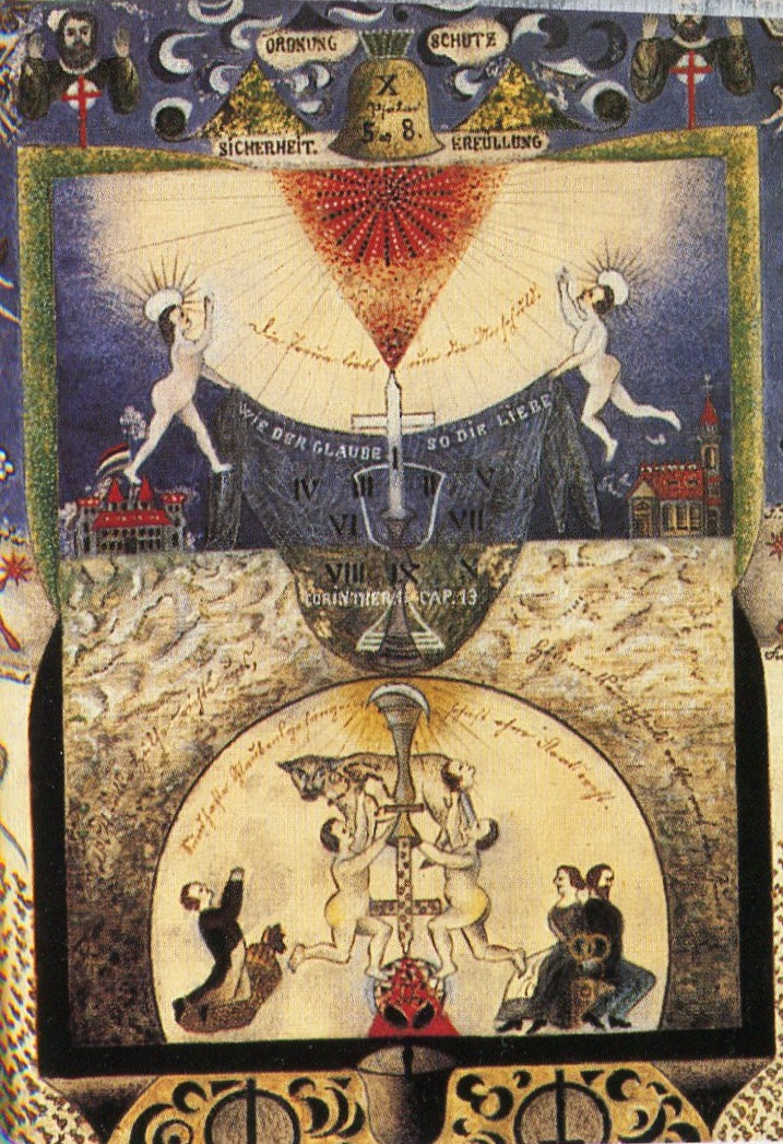 Alchemy As Psychotherapy Examples Of Art Therapy