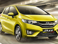 Spesifikasi All New Honda Jazz