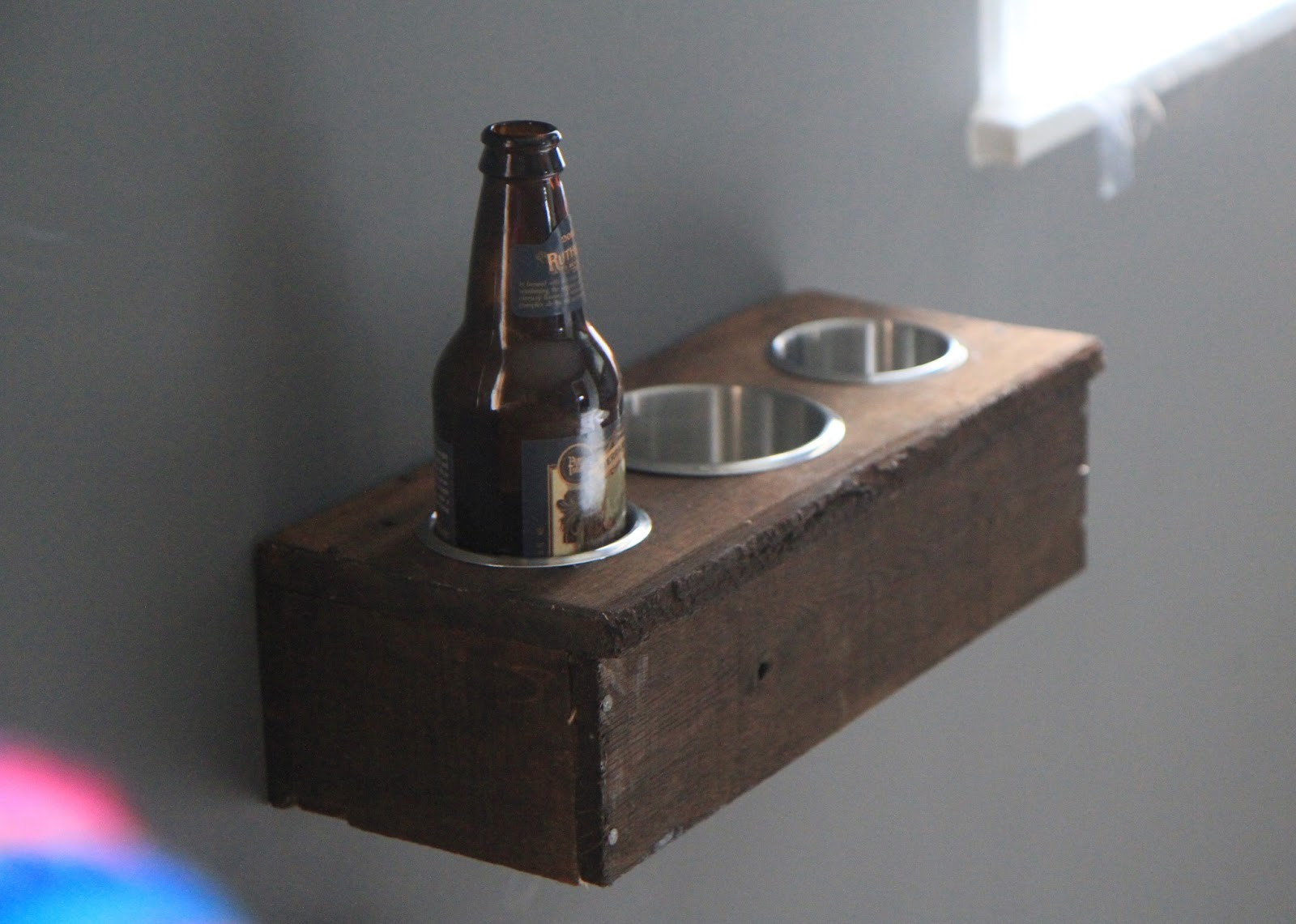 Pallet cup-holders | Crafty Trev: