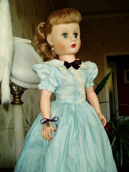 bambole tacco alto vintage