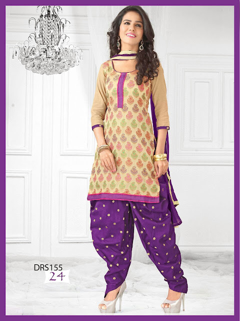 New Designer Banarasi Jacquard patiala suit