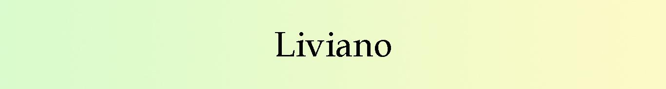 Liviano