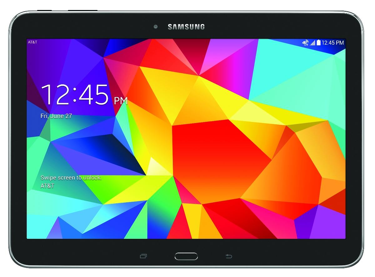 Samsung, Galaxy, Tab, 4, Tablet