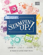 2018-2019 Stampin Up Catalogus