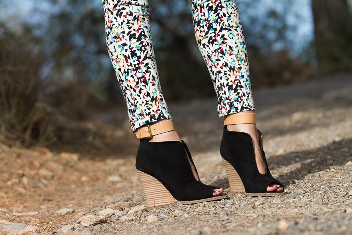 BLogger Adicta a los Zapatos modelo de zapato abotinado clon Alexander Wang