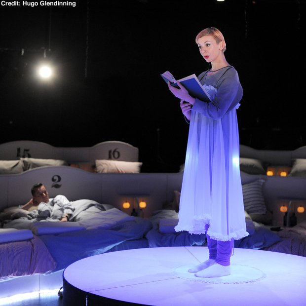 Theatre Show Designed to Send Audience to Sleep