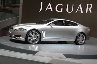 2011 Jaguar XF Premium Sedan