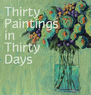 "Join the January 2016 ""30 Paintings in 30 Days"" Challenge!"