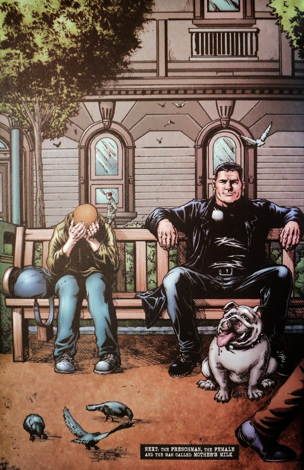 The Boys # 1 2 - Garth Ennis Darick Robertson
