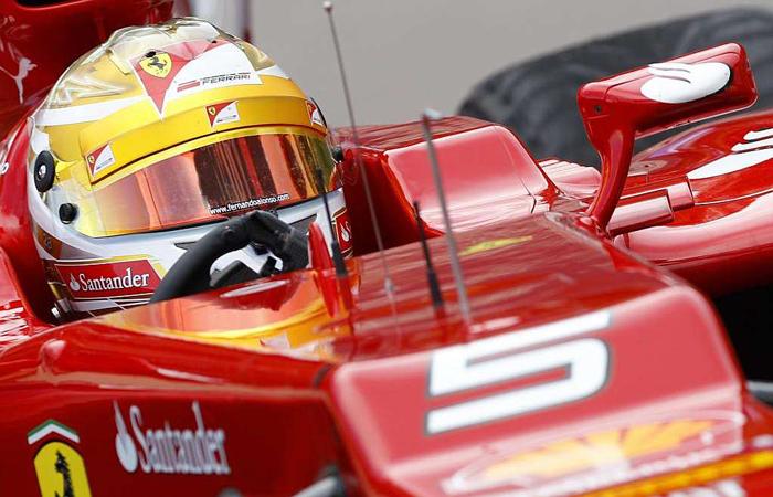 Fórmula 1 - Libres GP España 2013