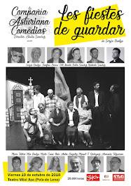 19 de octubre. Teatro Vital Aza de Pola de Lena