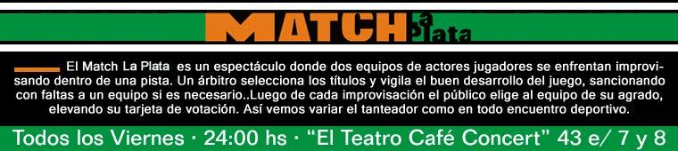 Match La Plata