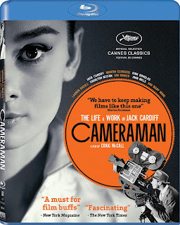 "Blu-ray Review | ""Cameraman: The Life and Work of Jack Cardiff"""