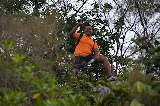 Adventure TeamBuilding - BigTree Tours Team - Mount Tabur Challenge Bukit Melawati Climb