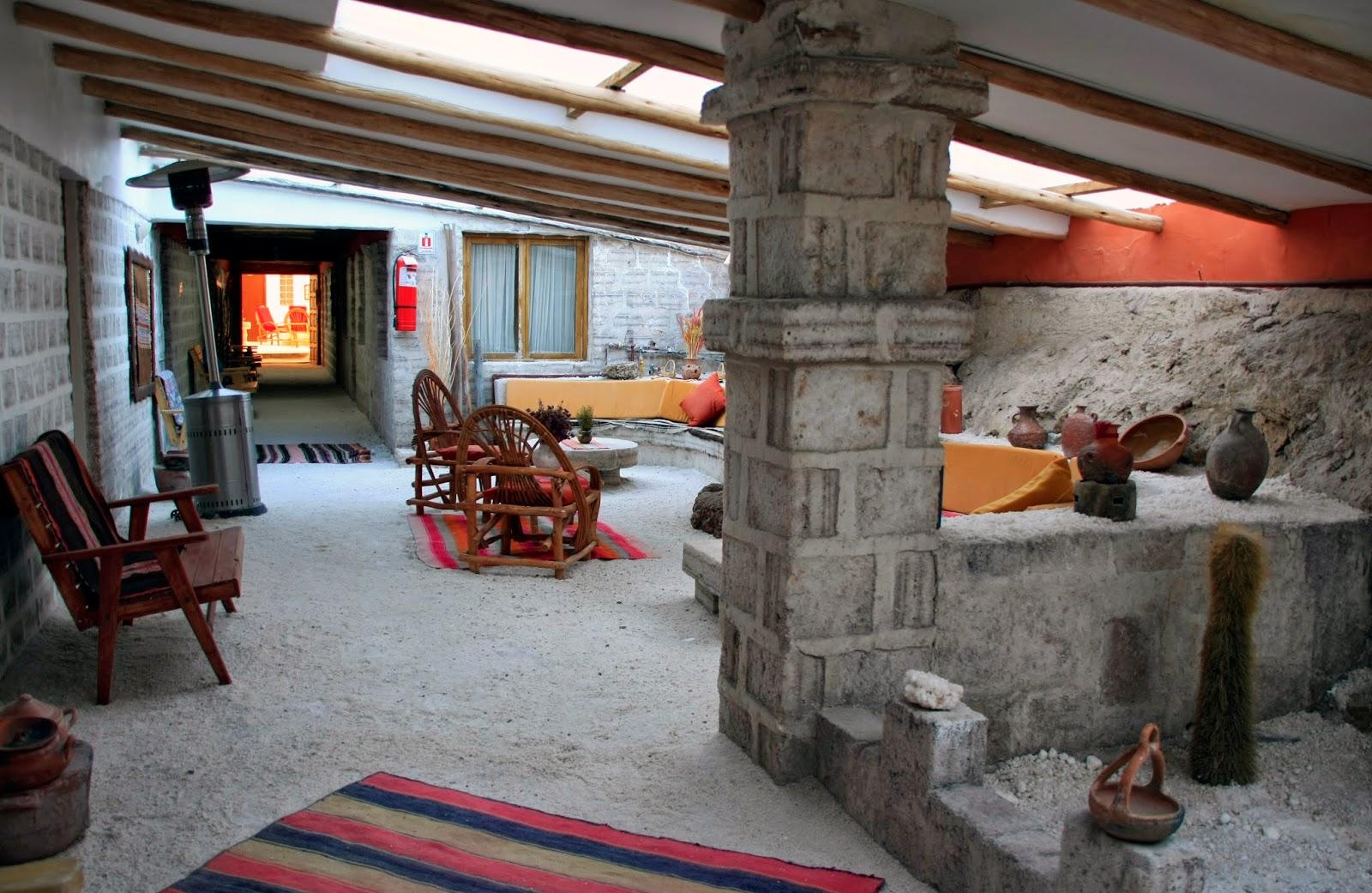 Hotel de Sal en Colchani, Salar de Uyuni