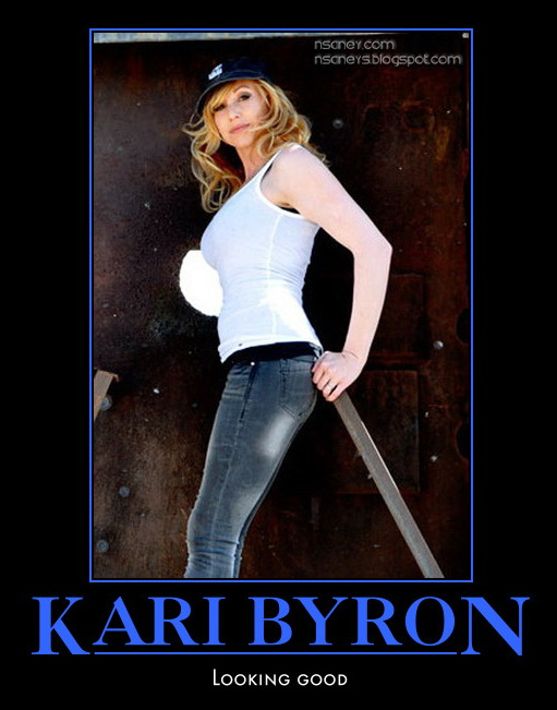 Kari Byron Looking Good