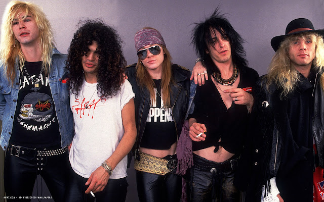 Guns n' Roses reunion