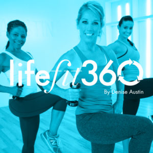 Denise Austin's LifeFit 360: 10-Week Whole Body Plan