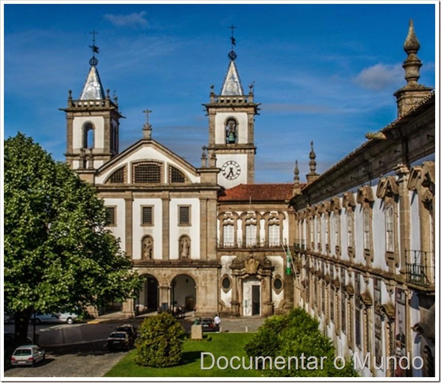 Mosteiro de São Bento; Santo Tirso