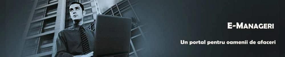 E-manageri: management in sprijinul managerilor