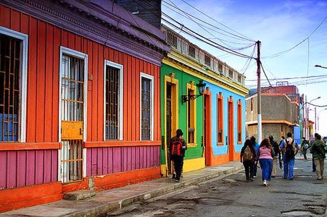 Barrio de Chucuito en Callao-Perú