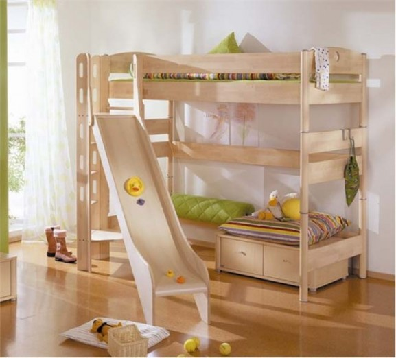 Home Sweet Design: Bedroom Design Idea for Kids