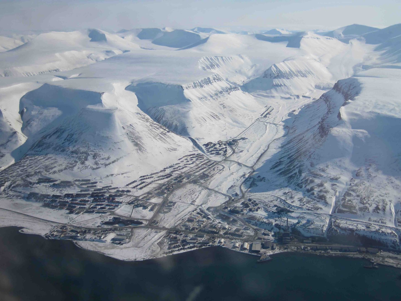 A brief visit to 78° North: Svalbard with SAS - FlyerTalk Forums