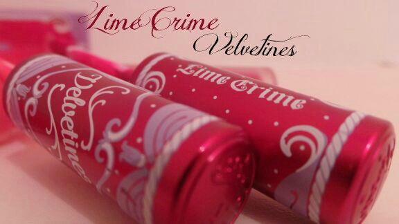 Image of Lime Crime Velvetines