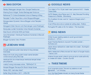 Free template news aggregator responsive design themes for News aggregator template