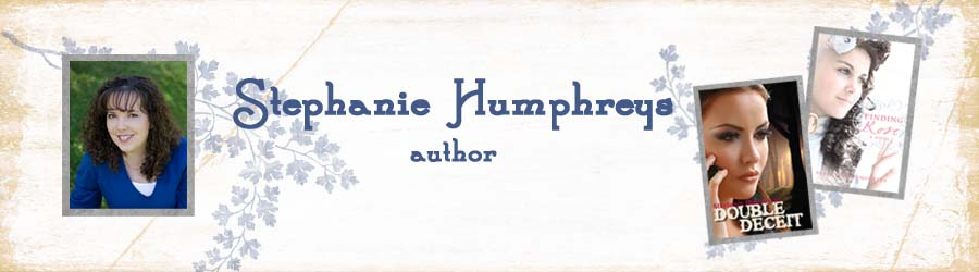 Stephanie Humphreys, author