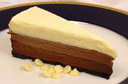 Torta od tri čokolade