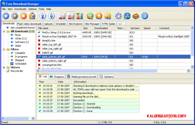 FDM (Free Download Manager)