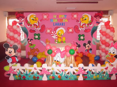 Delhi Balloon 981-8822-312 : Birthday Party Decoration in Delhi