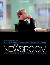 The Newsroom DVD