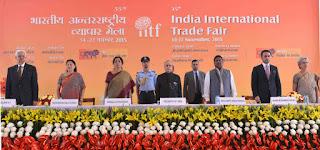 35th India International Trade Fair IITF inaugurated in New Delhi