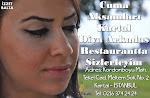 Cuma Günleri Kartal Diva Arkaş Restaurantta Sizlerleyim