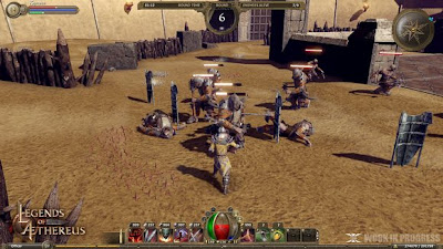Legends of Aethereus PC Screenshot 2 Legends of Aethereus RELOADED
