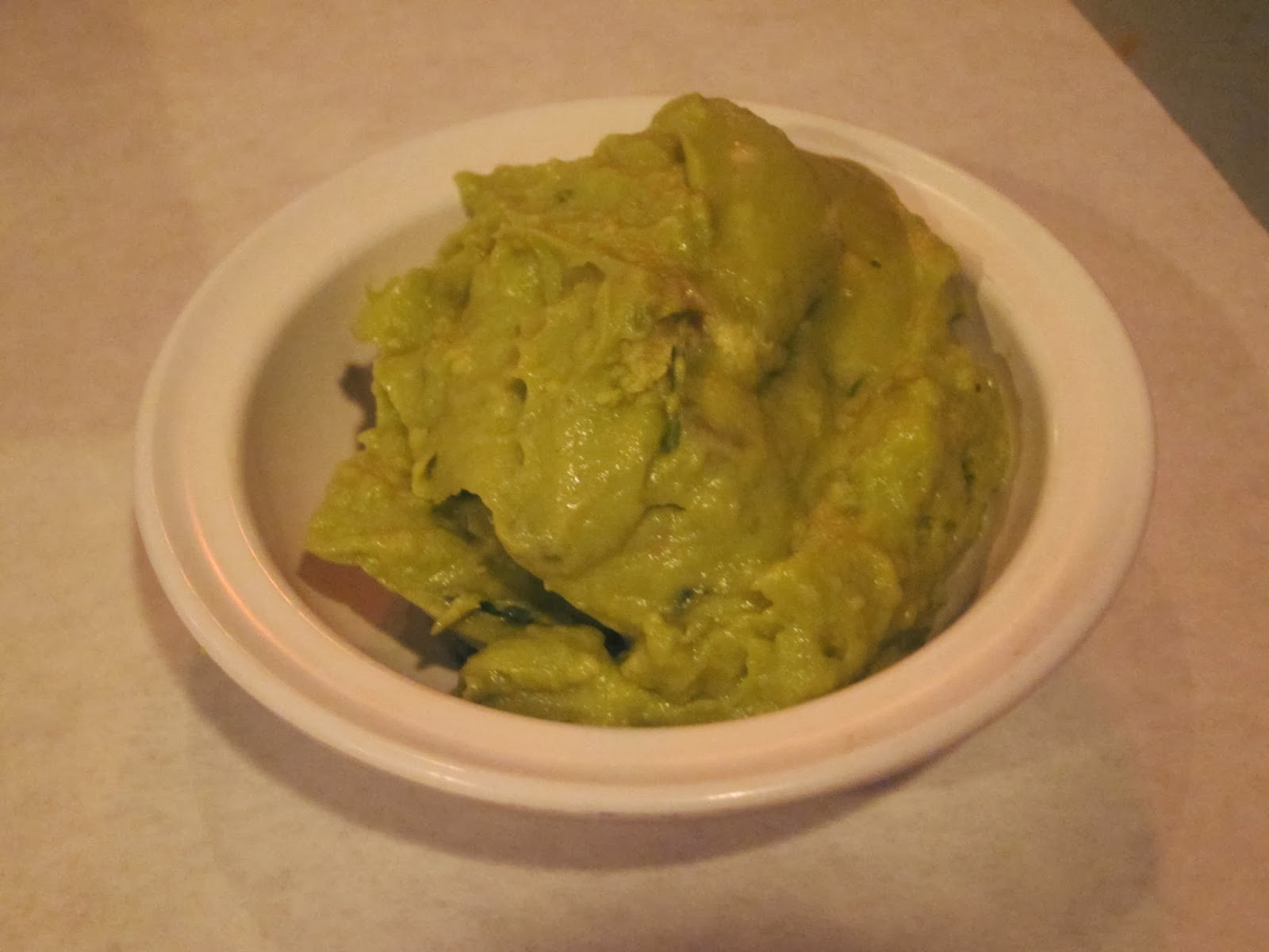 Guacamole from Fajitas & 'Ritas | The Economical Eater