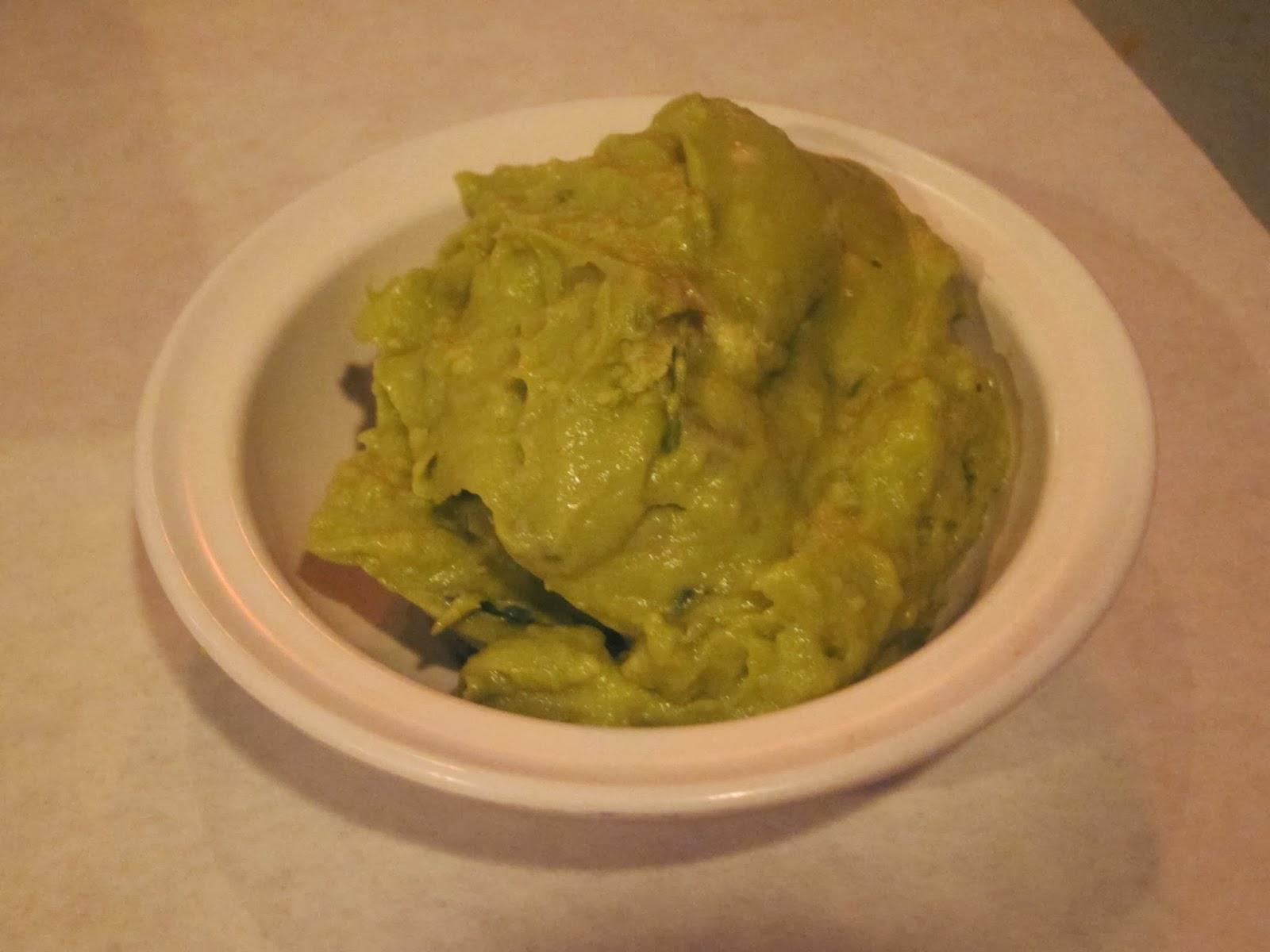 Guacamole from Fajitas & 'Ritas | The Economical Eater