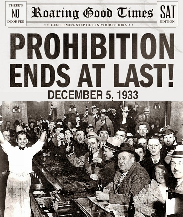 "a history of the prohibition and the eighteenth amendment in the united states Title i of the volstead act states, ""[t]he words 'beer, wine, or other  (image credit:  the 18th amendment and greenwich village history,."